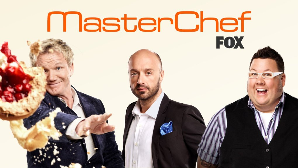 MasterChef on Fox with Gordon Ramsey