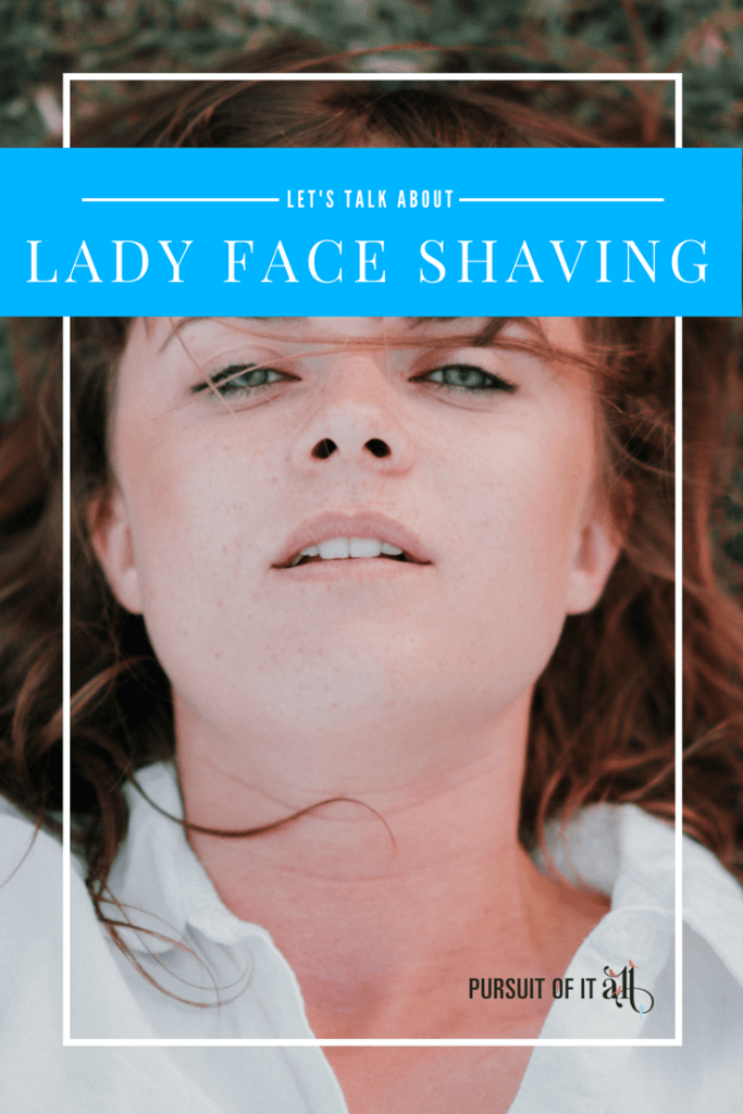 Lady Face Shaving: 5 Things To Know Before You Shave Your Face
