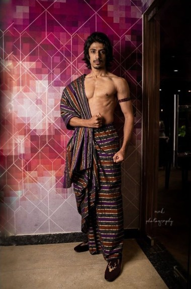Shariq Hassan in Purushu Arie Lungi