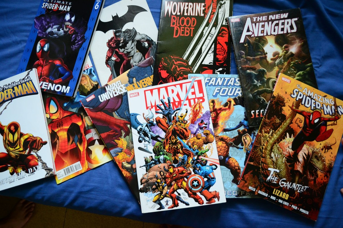 The Master List of Graphic Novels for Your Homeschool