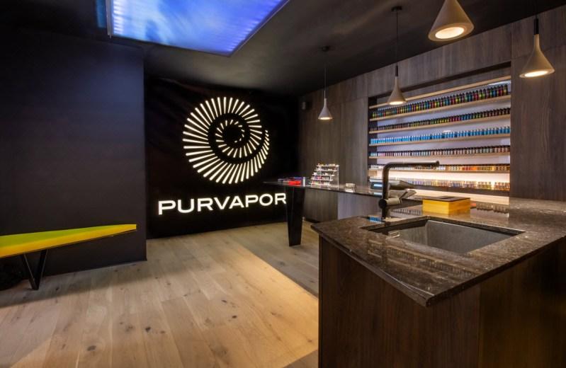 Ouverture de la boutique Purvapor Genève