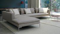 Sofas: Charles Sofa system