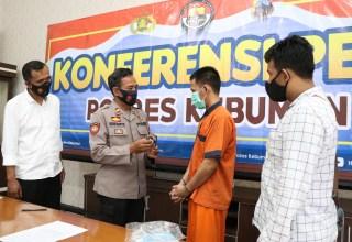 Pencurian HP di Kabupaten Kebumen