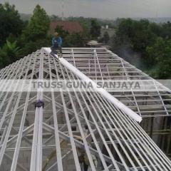 Pasang Baja Ringan Di Semarang Rangka Atap Murah Kanopi Jasa
