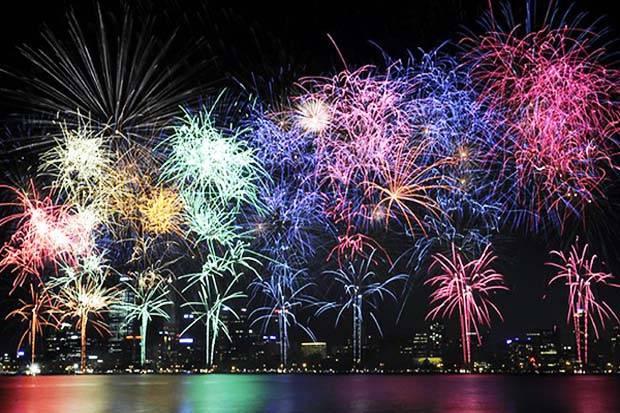 Jajanan Untuk Menyambut Tahun Baru di Belahan Dunia