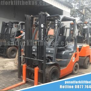 Jual Forklift 2.5 ton