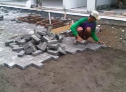 jasa pasang paving block