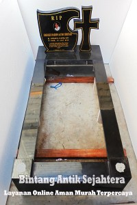 Model Makam Granit Eropa