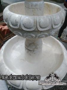 Air Mancur Bahan Marmer