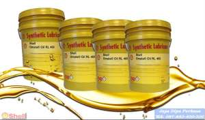 Supplier Oli Shell Omala 150