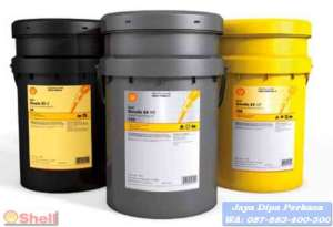 Penyuplai Oli Shell Turbo J 32