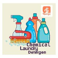 chemical laundry deterjen