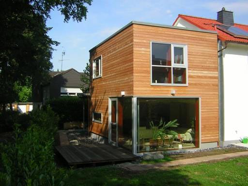 Haus Anbau Startseite Design Bilder