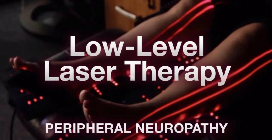 11860 Vista Del Sol, Ste. 128 LLT Laser Therapy for Peripheral Neuropathy El Paso, TX. (2019)