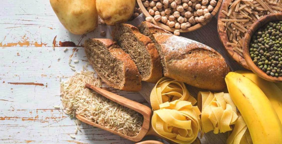 Image of a group of carbohydrates for brain health.