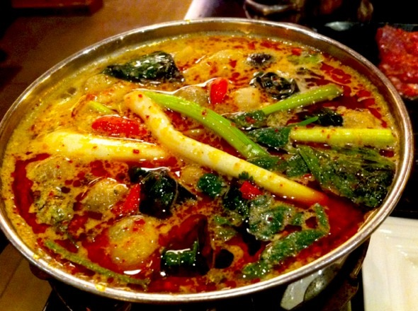 南洋風味火鍋代表泰式火鍋 - 推料理
