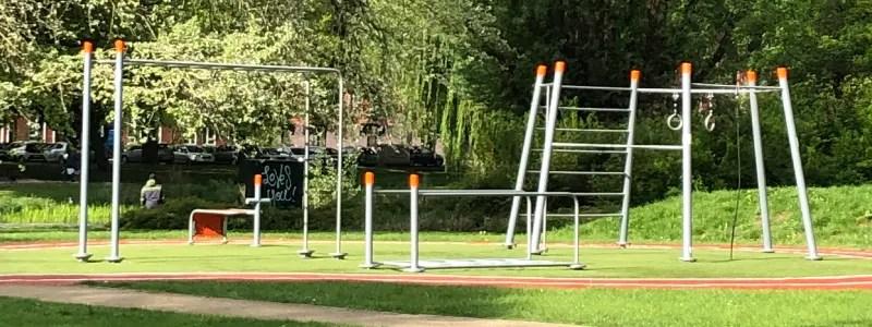Buiten personal training in Groningen