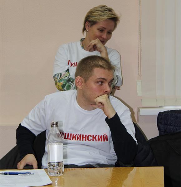 Александр Еремеев в суде