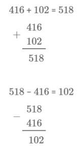 Урок 26 Сложение и вычитание трехзначных чисел 3б