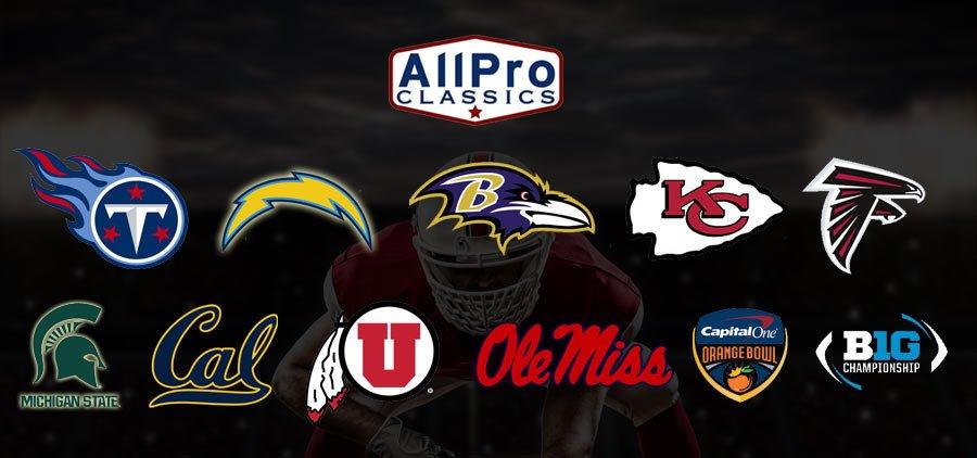 All Pro Classics Teams