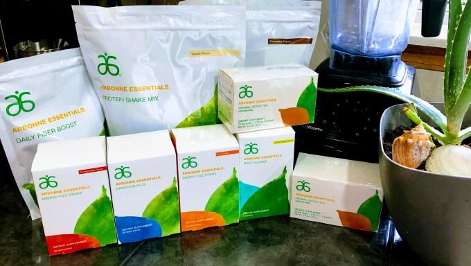 Arbonne 30 Day Detox Program