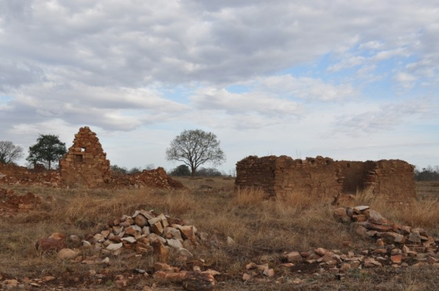 Leftover of Cluster of Houses 1