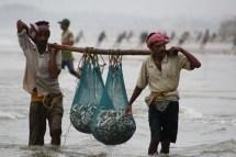 Fishermen at Sankarpur