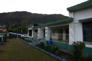 The Garwal Mandal Vikas Nigam guest house at Ukhimat