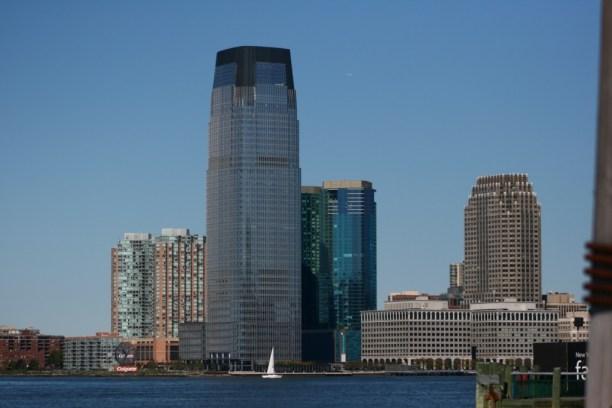 The Goldman Sachs Tower - Jersey City
