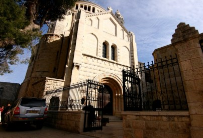 The Church of Dormition - where Virgin Mary is laid to rest