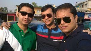 Debanjan, I and Jaydeep