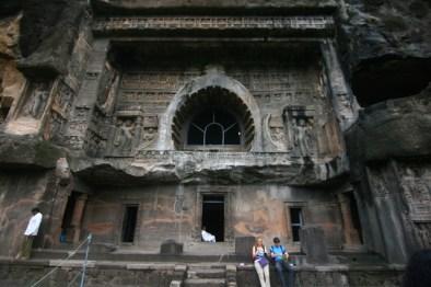 Cave 26 of Ajanta
