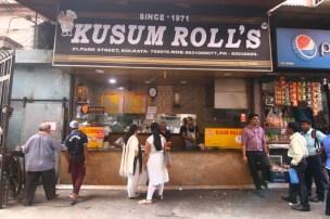 Kusum Rolls in Park Street