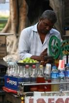 Soda Sikhanjee being prepared
