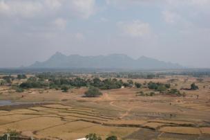 Trikut Pahar as seen from Tapoban