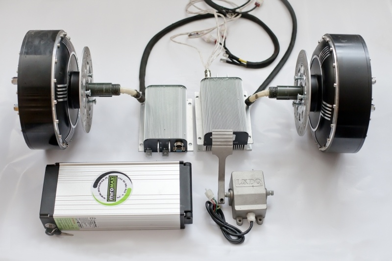 Electric Vehicles - Car & Two Wheeler Conversion Kit Supplier in India