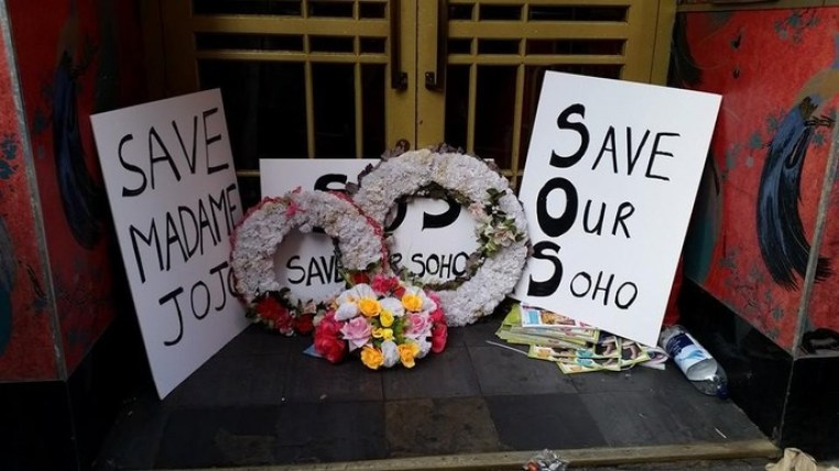 Save Our Soho London
