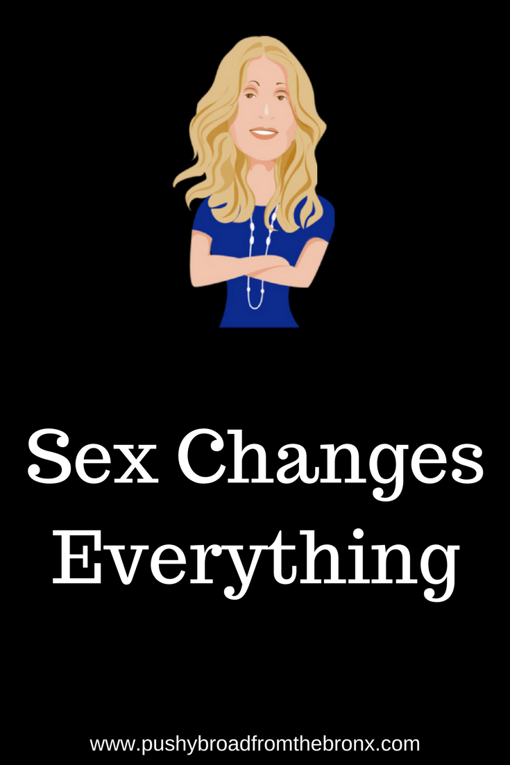 Whether we want to admit it or not, sex really does change everything. So what does sexual attraction have to do with us? #personaldevelopment #love #relationships #relationshipadvice #goals #inspiration #pushybroadfromthebronx