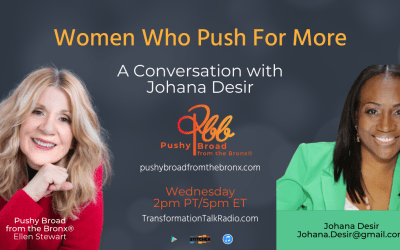 A Conversation With Johana Desir