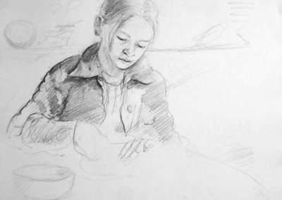 DT16_Prtha_doing_pottery