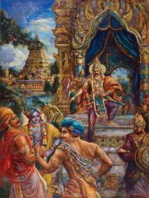[K09] Jarasandha challenges Bhima