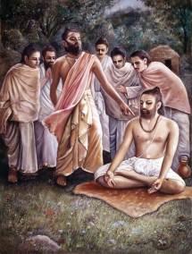 [K45] Agastya Muni cursing Indradyumna