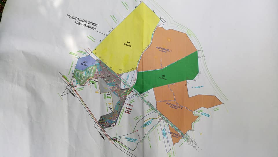 Land Delineation