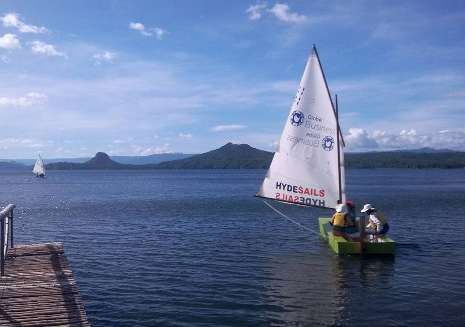 Taal Lake Sailing Lessons Every Weekend