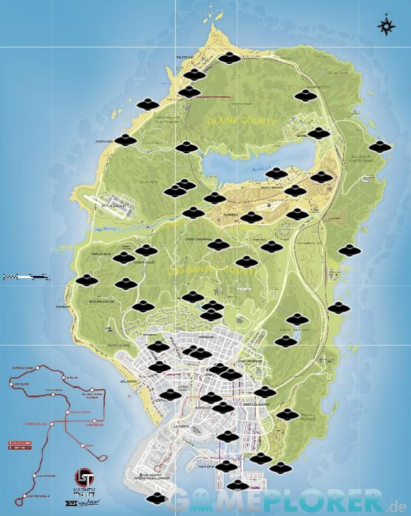 Gta V Letter Scraps Map : letter, scraps, Letter, Scraps, Maping, Resources