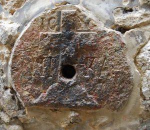 Via Dolarosa yani Kudüs'te Hz. İsanın yürüdüğü acı yolu