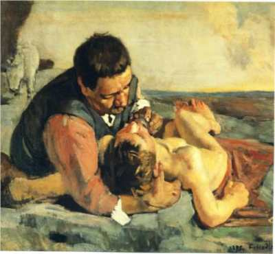 the-good-samaritan-ferdinand-hodler