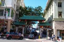 L'entrée de Chinatown