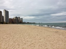 Montrose beach, à 10 min à pied de l'appartement