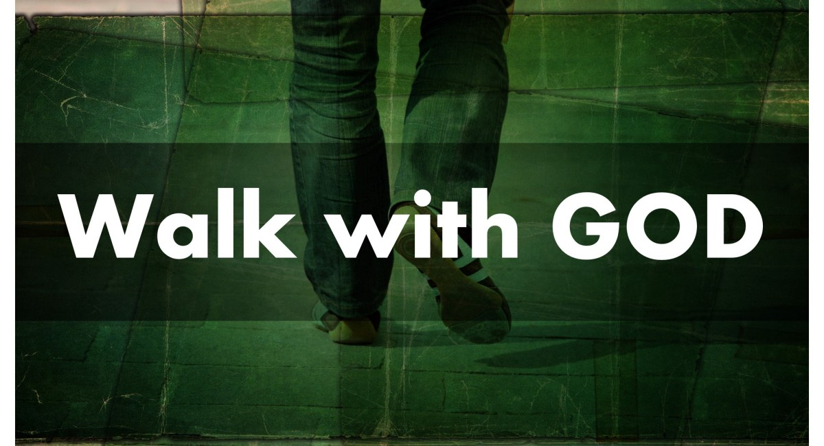 Walk With God  In The Beginning, God
